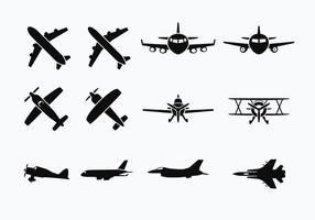 Vector Avion grátis