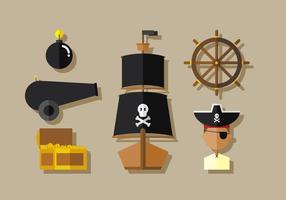 Vetores piratas