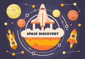 Vector de descoberta de espaço livre