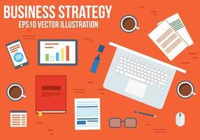 Vector de Estratégia de Negócios Grátis