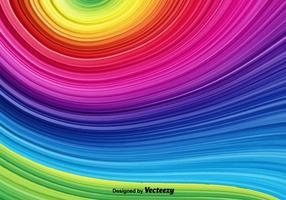 Fundo do arco-íris do vetor