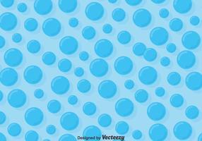 Vetor de bolha de bolha azul