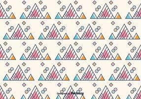 Fundo geométrico Triângulo Livre vetor