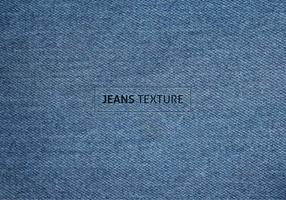Textura de jeans azul vetor livre