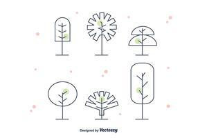 Vector de árvore geométrica