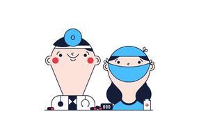 Vetor médico gratuito