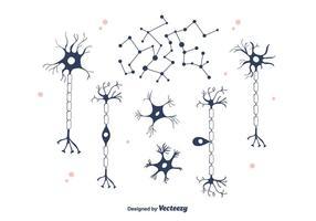 Vetor de neurônio