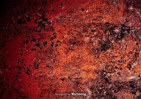 Textura realista da parede de Grunge vetor