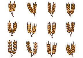 Vetor de trigo livre