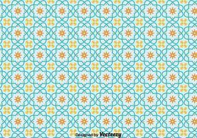 Padrão de azulejos portugueses vetor