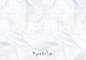 Textura livre do papel do gráfico vetorial vetor