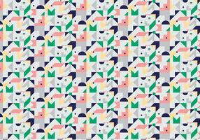 Fundo abstrato do padrão geométrico
