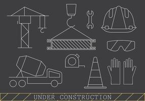 Ícones de construção grátis