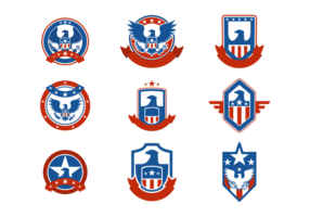 Vector do selo presidencial