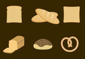 Vector de pão gratuito