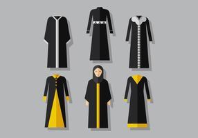 Vector abaya