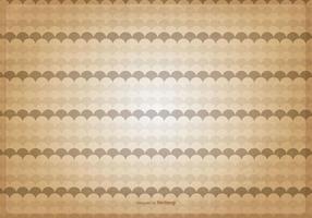 Fundo com padrões texturizados vetor