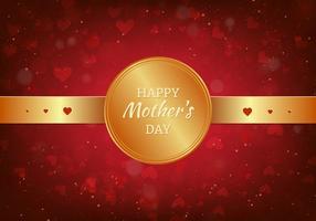 Vector livre ilustração do dia da mãe