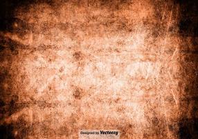 Textura vetorial de uma parede velha / papel