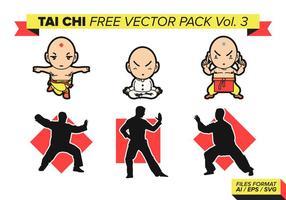 Taichi pacote vetorial livre vol. 3 vetor