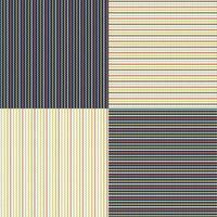 padrões de faixa retrô sem costura vetor