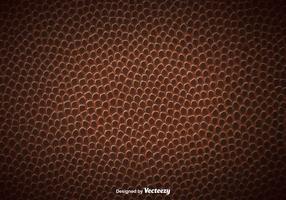 Textura da bola do futebol americana do vetor