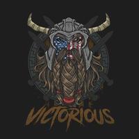 projeto vitorioso do guerreiro americano