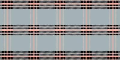 padrão sem emenda de xadrez tartan de cor pastel vetor