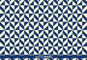 Padrão abstrato do vetor com formas geométricas
