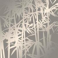 fundo padrão de bambu vetor