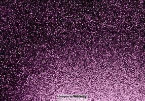 Elegante Purple Magic Dust Background - Vector Glowing Pixie Dust