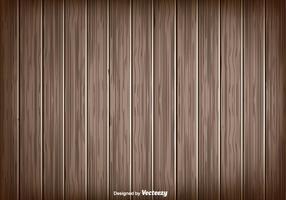 Fundo de pranchas de madeira vetor