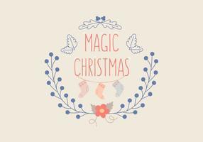 Cumprimento da Decoração de Natal