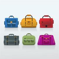 conjunto de bolsa de viagem