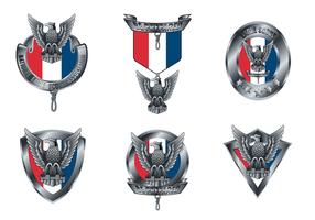 Livre Eagle Scout Vector