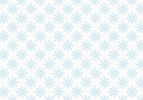 Padrão livre dos flocos de neve do vetor
