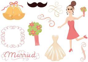 Livre Wedding 2 Vectors
