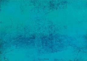 Textura azul do grunge vetor