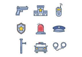 Vetores policiais gratuitos