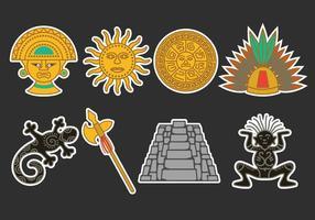 Ícone Incas vetor
