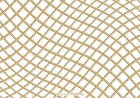 Textura livre do vetor da rede de pesca