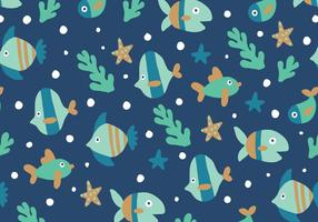 Padrão de peixe