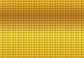 Padrão sem emenda de lantejoulas de ouro vetor