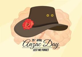 Anzac day vector