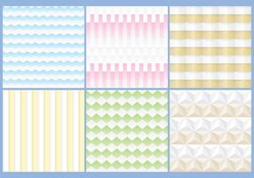 Texturas de gradiente suave vetor