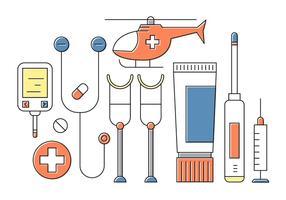 Ícones médicos gratuitos