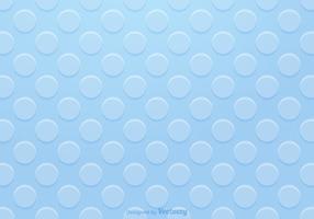 Fundo de vetor de bolha de plástico livre