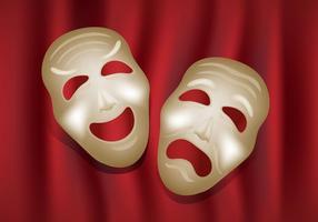 Ilustração vetorial gratuita do Teatro