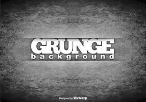 Textura velha do vetor - parede do Grunge