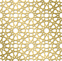 padrão islâmico tradicional